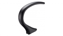Catalina Loop Arm Rest Blk 65Duro photo