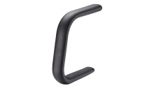 Malibu Loop Arm Rest Blk 65 Duro photo